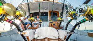 Charter Boat Fishing Rods